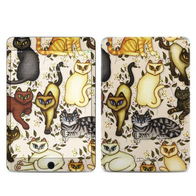 Apple iPad Mini 4 Skin - Cats