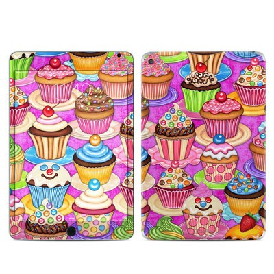 Apple iPad Mini 4 Skin - Cupcake