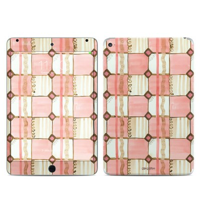 Apple iPad Mini 4 Skin - Chic Check