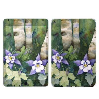 Apple iPad Mini 4 Skin - Colorado Columbines