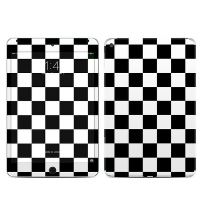 Apple iPad Mini 4 Skin - Checkers