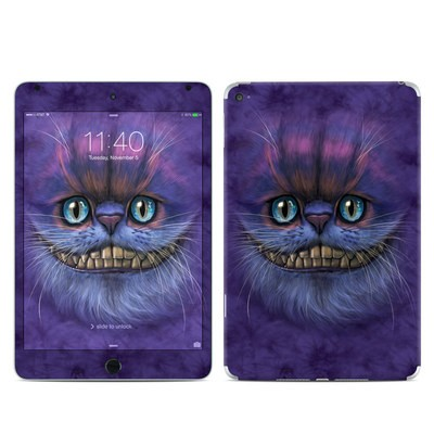 Apple iPad Mini 4 Skin - Cheshire Grin