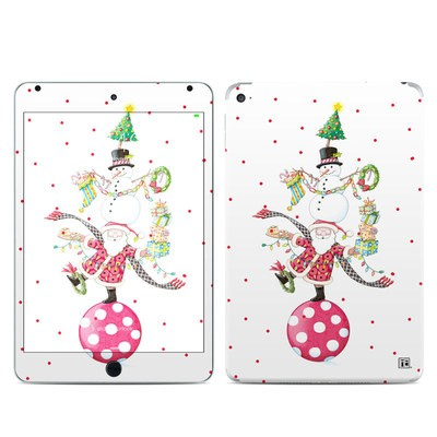 Apple iPad Mini 4 Skin - Christmas Circus