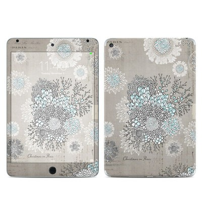 Apple iPad Mini 4 Skin - Christmas In Paris