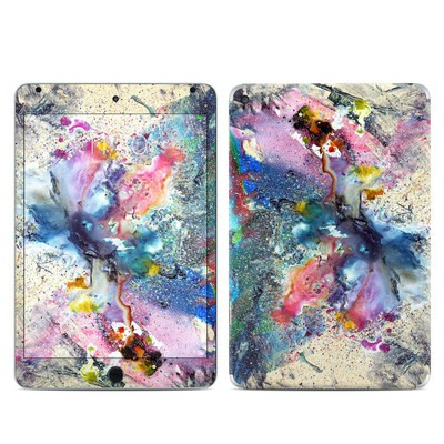 Apple iPad Mini 4 Skin - Cosmic Flower