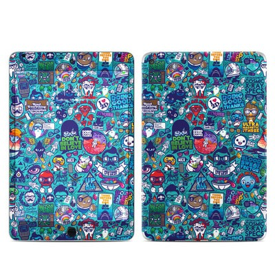 Apple iPad Mini 4 Skin - Cosmic Ray