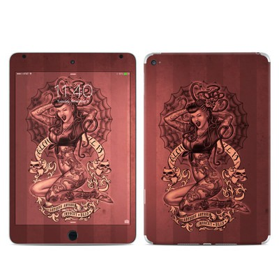 Apple iPad Mini 4 Skin - If Looks Could Kill