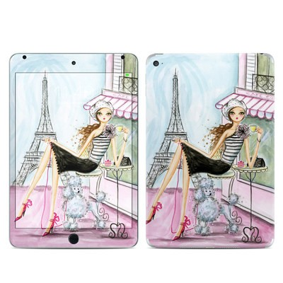 Apple iPad Mini 4 Skin - Cafe Paris