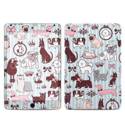 Apple iPad Mini 4 Skin - Doggy Boudoir