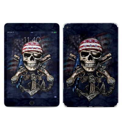 Apple iPad Mini 4 Skin - Dead Anchor