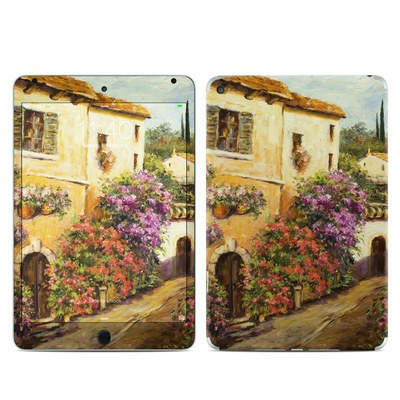 Apple iPad Mini 4 Skin - Via Del Fiori
