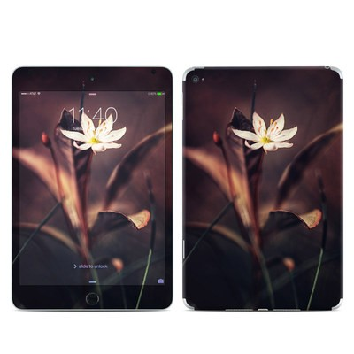 Apple iPad Mini 4 Skin - Delicate Bloom