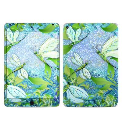 Apple iPad Mini 4 Skin - Dragonfly Fantasy