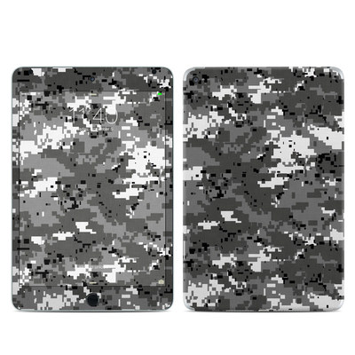 Apple iPad Mini 4 Skin - Digital Urban Camo
