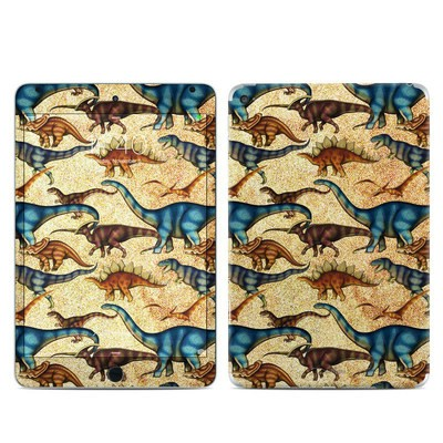 Apple iPad Mini 4 Skin - Dinos