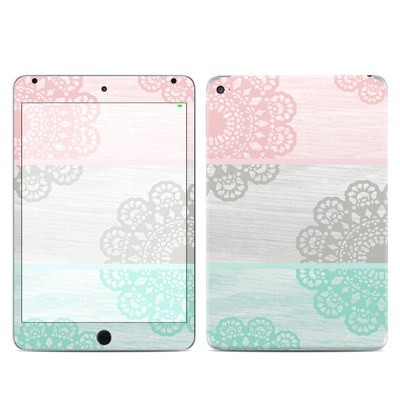 Apple iPad Mini 4 Skin - Doily