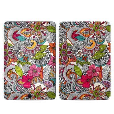 Apple iPad Mini 4 Skin - Doodles Color