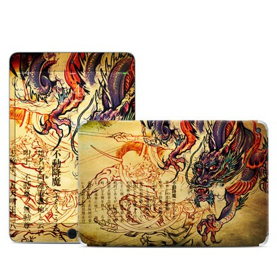 Apple iPad Mini 4 Skin - Dragon Legend