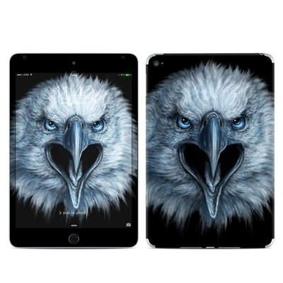 Apple iPad Mini 4 Skin - Eagle Face