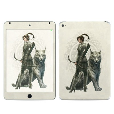 Apple iPad Mini 4 Skin - Half Elf Girl