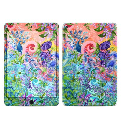 Apple iPad Mini 4 Skin - Fantasy Garden
