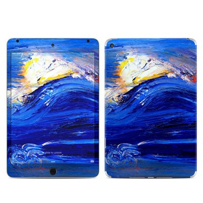 Apple iPad Mini 4 Skin - Feeling Blue