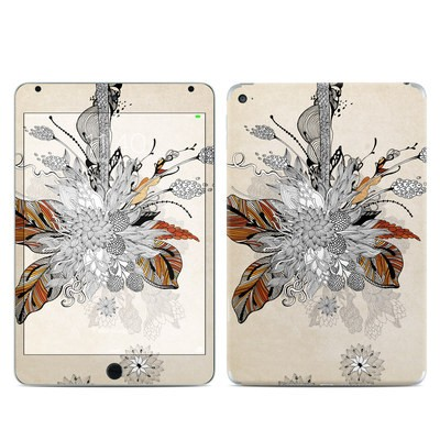 Apple iPad Mini 4 Skin - Fall Floral