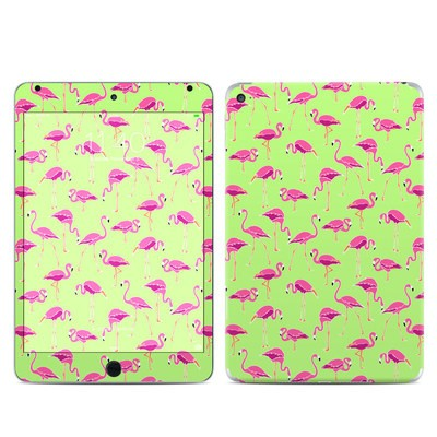Apple iPad Mini 4 Skin - Flamingo Day