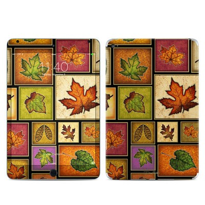 Apple iPad Mini 4 Skin - Fall Leaves