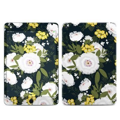 Apple iPad Mini 4 Skin - Fleurette Night