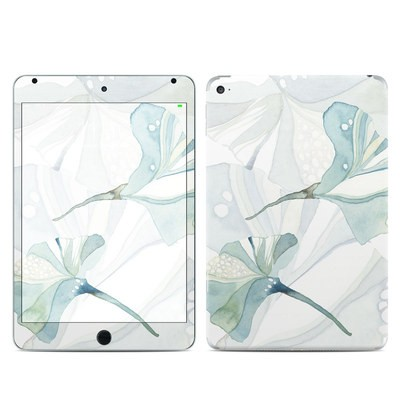 Apple iPad Mini 4 Skin - Floating Gingko