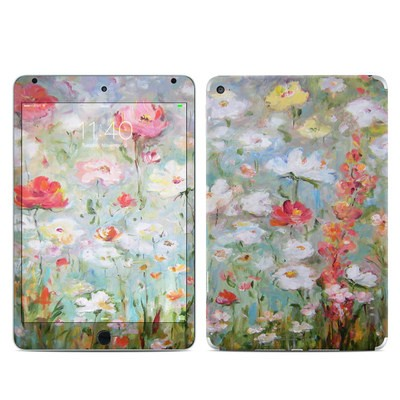 Apple iPad Mini 4 Skin - Flower Blooms