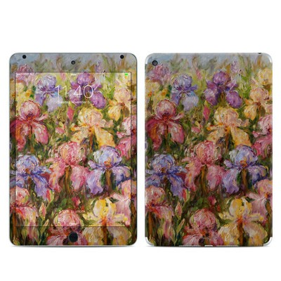 Apple iPad Mini 4 Skin - Field Of Irises