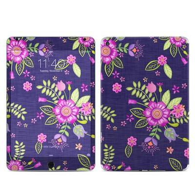 Apple iPad Mini 4 Skin - Folk Floral
