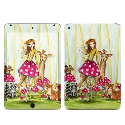 Apple iPad Mini 4 Skin - Forest Friends