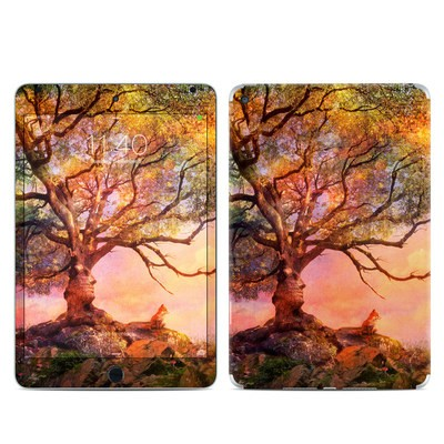 Apple iPad Mini 4 Skin - Fox Sunset