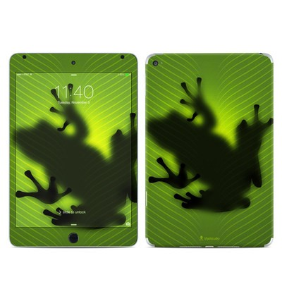 Apple iPad Mini 4 Skin - Frog