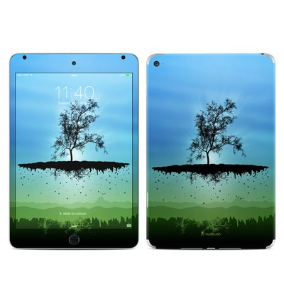 Apple iPad Mini 4 Skin - Flying Tree Blue