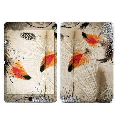 Apple iPad Mini 4 Skin - Feather Dance
