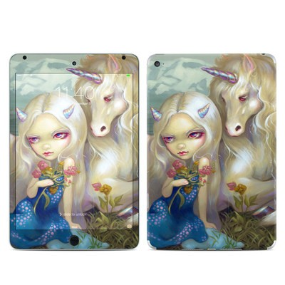 Apple iPad Mini 4 Skin - Fiona Unicorn