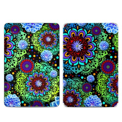 Apple iPad Mini 4 Skin - Funky Floratopia