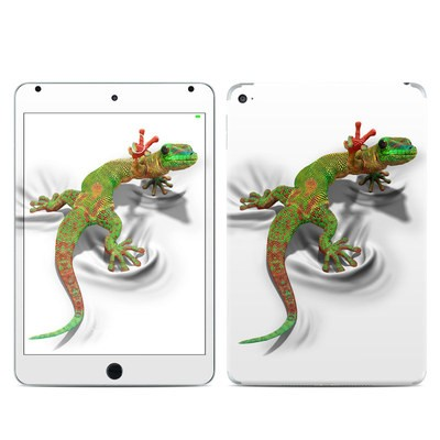 Apple iPad Mini 4 Skin - Gecko