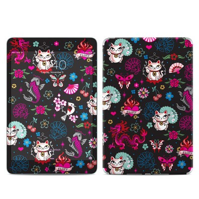 Apple iPad Mini 4 Skin - Geisha Kitty