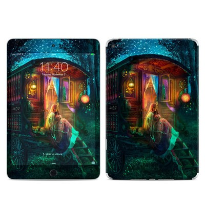 Apple iPad Mini 4 Skin - Gypsy Firefly