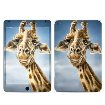 Apple iPad Mini 4 Skin - Giraffe Totem