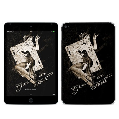 Apple iPad Mini 4 Skin - Give Em Hell