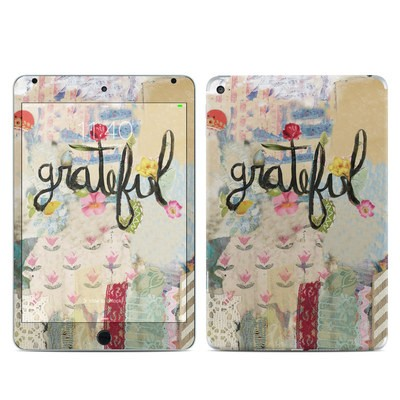 Apple iPad Mini 4 Skin - Grateful