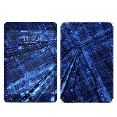 Apple iPad Mini 4 Skin - Grid