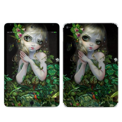 Apple iPad Mini 4 Skin - Green Goddess