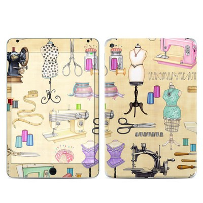 Apple iPad Mini 4 Skin - Haberdashery